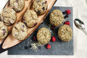 Orijin_recipe__thumbnail_Berry-muffins-with-hemp-seeds